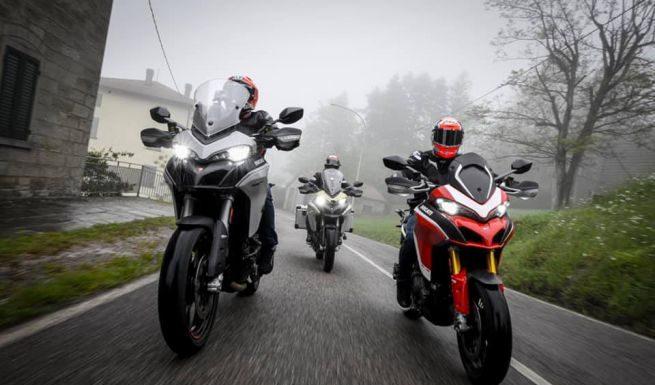 Ducati Mutistrada V4