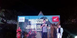 Honda ADV150 di Bali