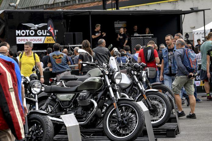 Open House MotoGuzzi 2019