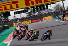 Race2 WorldSBK 2019 Magny-Cours