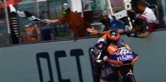 Fernandez di Moto2 2019