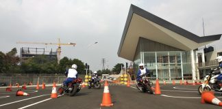 5 Instruktur Safety Riding AHM