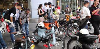 Cafe Cub Meeting Aoyama 2019, Gathering dan Kontes Motor Bebek di Jepang