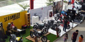 penjualan Ducati Menurun