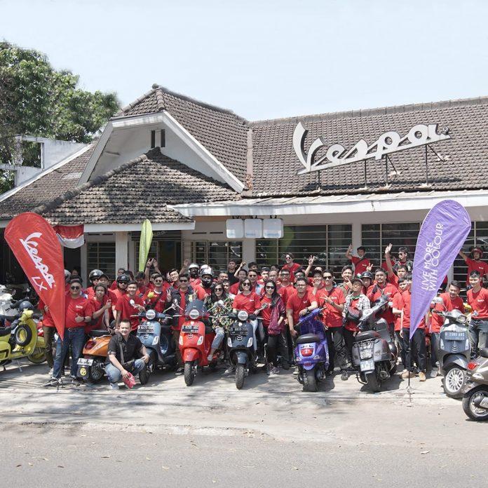LX125 Baru Menyapa Bandung