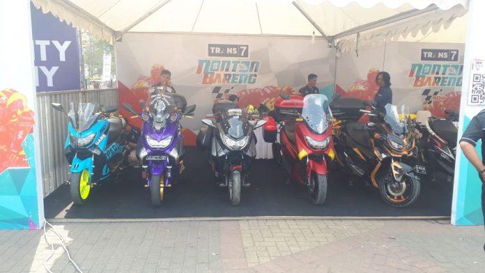 NoBar MotoGP Aragon di Serang