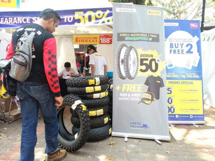 Pirelli di Otobursa 2019
