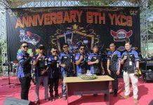 Sewindu Yamaha King Club Sukabumi
