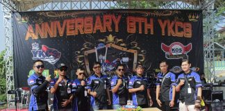 Sewindu Yamaha King Club Sukabumi