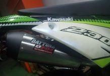 Knalpot Daytona KLX230