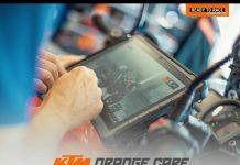 KTM Orange Care