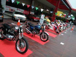 Keberadaan Retro Bike di The 3rd Indonesia Autovaganza