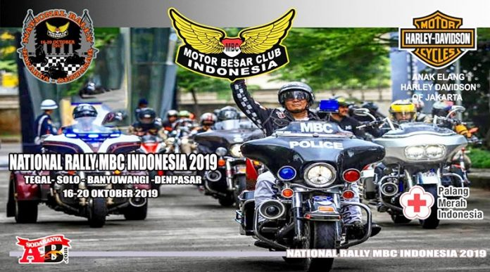 Rally MBC Indonesia 2019