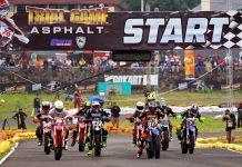 Trial Game Asphalt 2019 Yogyakarta