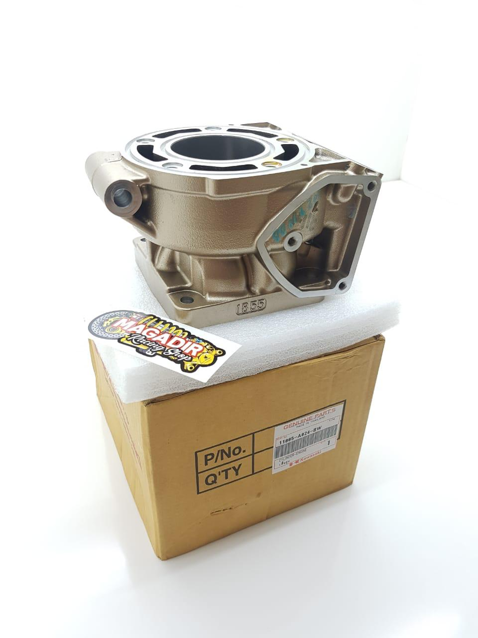 Ganti Blok Silinder Ninja150