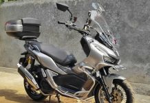 ADV150 Garapan Bikers Gear
