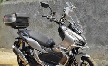 ADV150 Garapan Bikers Gear
