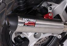 Knalpot Daytona ADV150