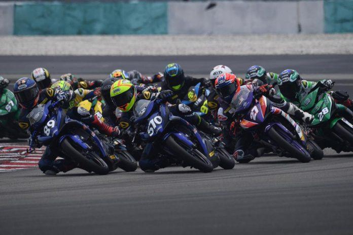 Race2 UB150 ARRC6 Sepang