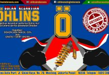 Promo Ohlins di Hari Kesaktian