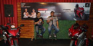Komunitas CBR Jakarta-Tangerang Mendapat Bekal