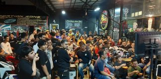 Nobar MotoGP Bike Corner