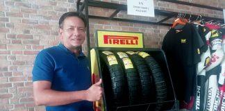 Ohlins Cikini Jadi Diler Pirelli