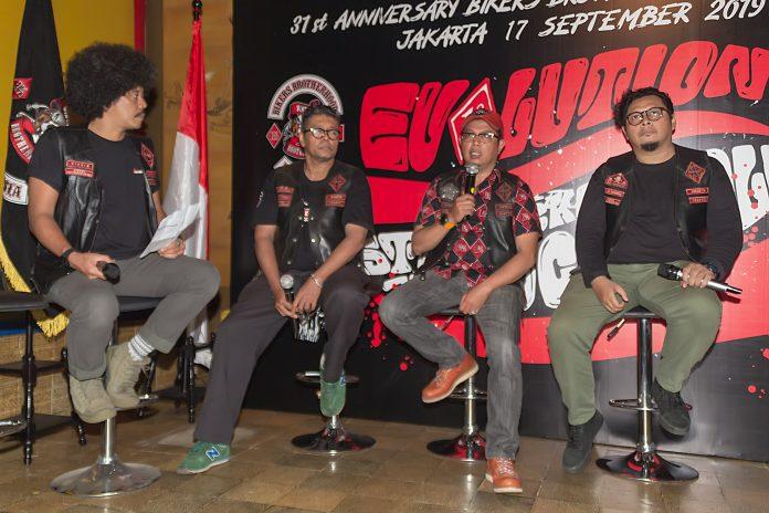Di ultah ke-31 Evolution BB1%MC di Eks Bandara Kemayoran pada 21-22 September