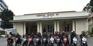 Satmori Wahana Ajak Honda Genio Pelesir ke Museum di Jakarta