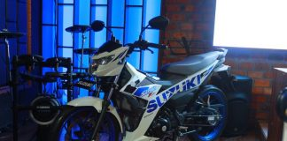 Suzuki all new satria f15