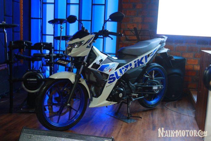 Suzuki all new satria f15