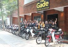 Bahas Soal Emas dan Restorasi Sambil Ngopi Pagi di The Gade