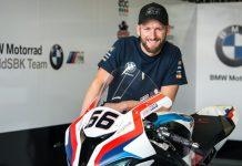BMW Motorrad di Sisa WorldSBK