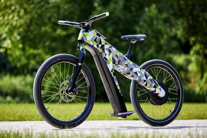 Sepeda Listik Tanpa Crank