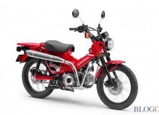 Honda CT125 Concept