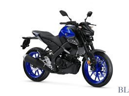 Penampakan Yamaha MT-125 di EICMA 2019 November Mendatang