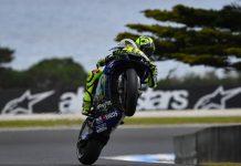 Rossi Rayakan Balapan ke-400