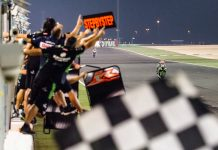 Race1 WorldSBK 2019 Qatar