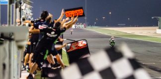 Race1 WorldSBK 2019 Qatar