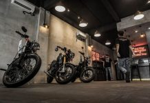 Showroom Cleveland Cyclewerks ke-2