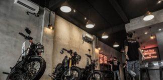Showroom Cleveland Cyclewerks ke-2