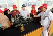 Kunjungan Pabrik AHM