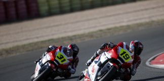 Andi Gilang CEV Moto2 Albacete