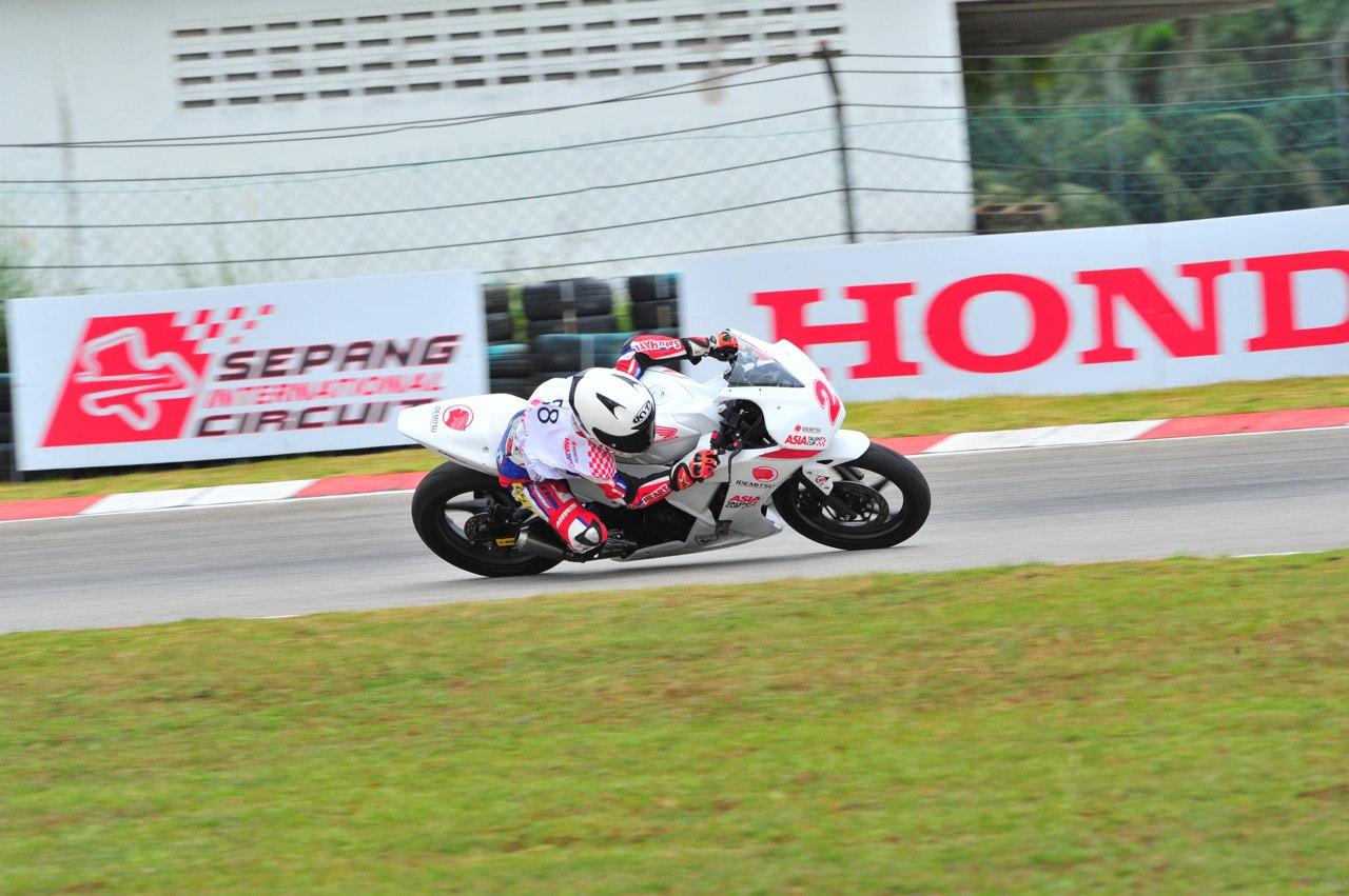 Pembalap Astra Honda Berlaga di ATC2020