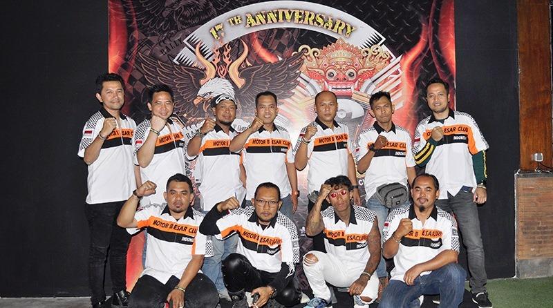 Motor Besar Club Bali