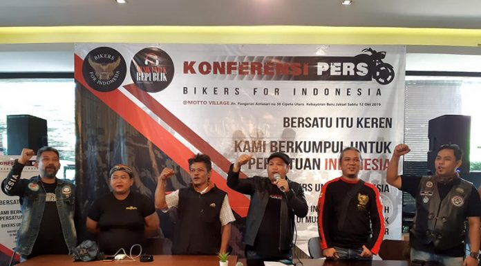 Bikers For Indonesia