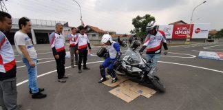 BigBike Safety Riding dari DAM