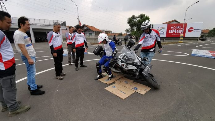 BigBike Safety Riding dari DAM