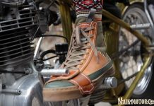 Sepatu Exodos57 x Revolt Industry