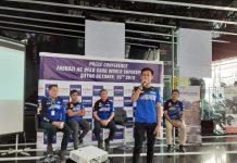Faerozi Debut di Final World SSP300 Qatar
